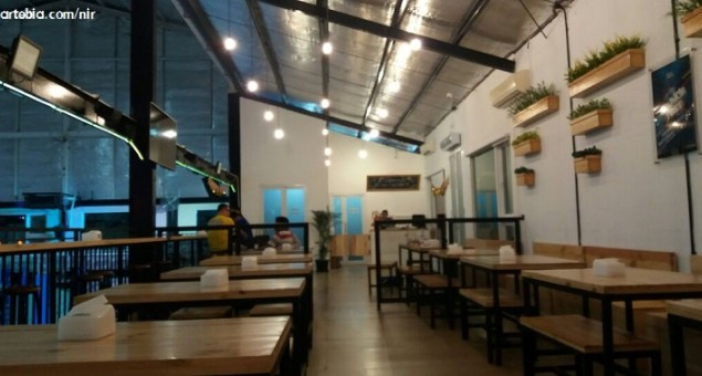 Go Bounce Cafe Yang Bikin Taste Bud Nge-Bang!
