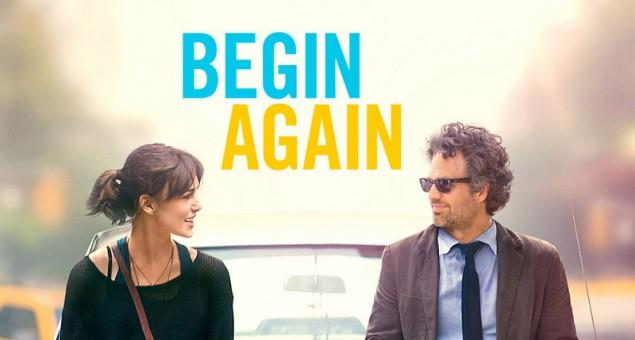 Begin Again - Selalu Ada Jalan untuk Bangkit dan Menjalani Hidup