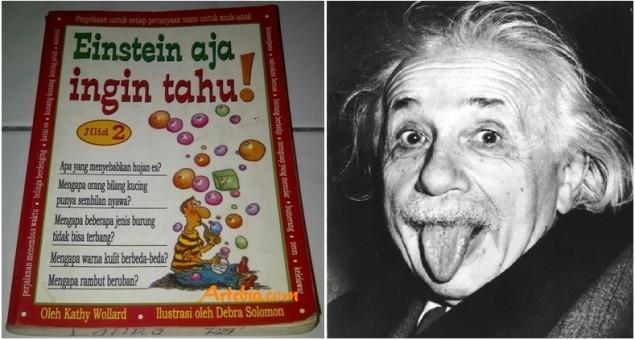 Einstein Aja Ingin Tahu! (Jilid 2)