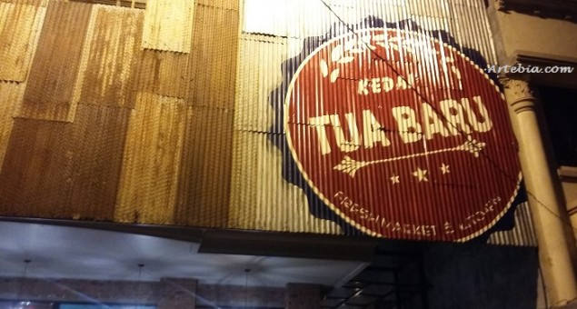 Kedai Tua Baru Surabaya: Sajian Ala Malaysia-Jawa
