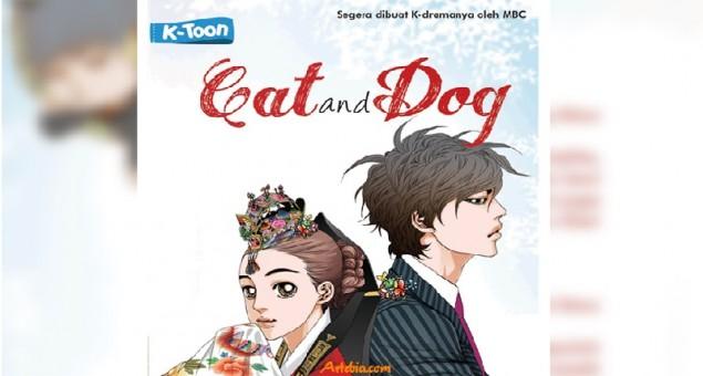 Park Hee Jung's Cat and Dog - Komik tentang Anjing dan Kucing