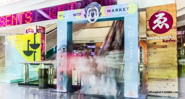 Deja Vu: Pesta Ketiga WTF Market di Surabaya (Bagian 2 - End)