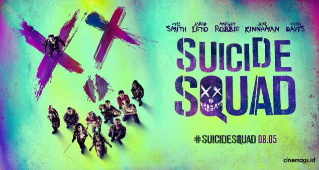 Suicide Squad - A Sweet Treat... Or A Sweet Threat?