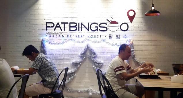 Patbingsoo - Yang Gurih-Manis Ala Korea di Surabaya