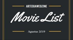 Daftar Film Hollywood di Bulan Agustus 2019