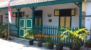 Peneleh Daerah Penuh Pesona dan Sejarah: Rumah HOS Tjokroaminoto