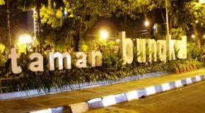 Taman Bungkul - Oase dan Kebanggaan Warga Surabaya