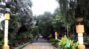 Taman Apsari, Keteduhan di Tengah Hiruk Pikuk Kota