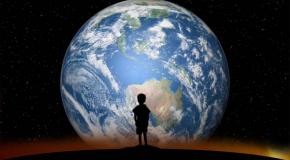Petualangan bersama Einstein: Bumi yang Bergolak
