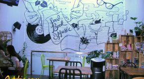 Libreria Eatery - Tempat Pas untuk Memberi Makan Perut dan Otak