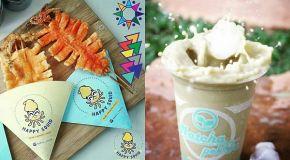 Happy Squid Dan MatchaPekoe: Kuliner Unik Ala Bazar Tematik