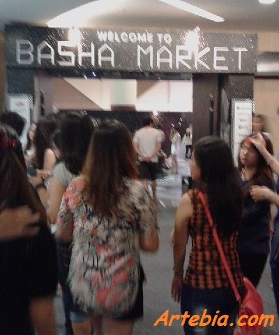 welcome to basha market