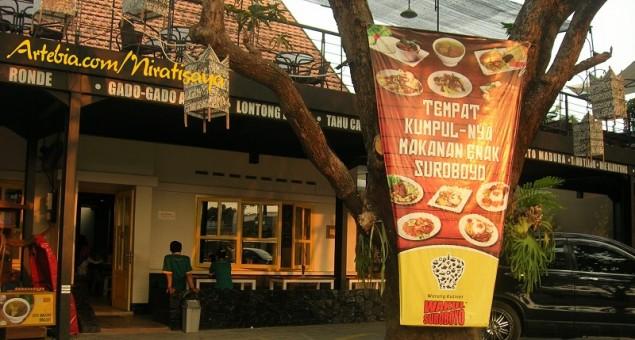 Wakul Suroboyo - Berwisata Kuliner Khas Surabaya di Satu Tempat