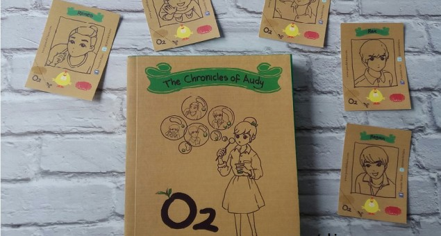 Layaknya Desserts - The Chronicles of Audy O2 Menjadi Penutup Yang Manis