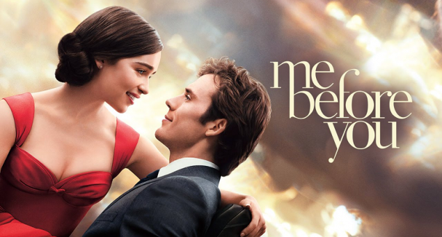 Me Before You - Jojo Moyes and a Bowl of Warm Love Story
