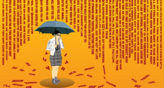 Hujan Sepasar Kata