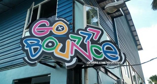 Go Bounce - Paket Hiburan Lengkap di Surabaya