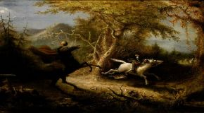 Legend of Sleepy Hollow - Cerita Horor Negeri Paman Sam