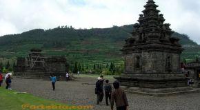 Dieng: Sebentuk Nirwana di Indonesia - Edisi Kompleks Candi Arjuna