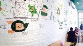 Matcha Cafe: Curhat Ditemani Olahan Green Tea Nikmat