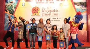 Majapahit Travel Fair 2016