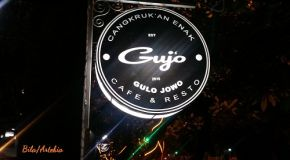 Gujo Cafe Surabaya: Cangkrukan Enak Bernuansa Tradisional-Modern