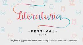 Literasi Desember: Festival Literasi Akbar Bersama Literaturia