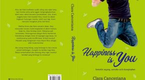 Happiness Is.... You - Blogtour dan Giveaway