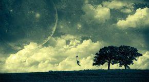 Mimpi Retak dan Angan-Angan di Biru Langit